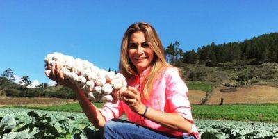 Carolina Mejía aboga por mejores condiciones de vida con orden y respeto
