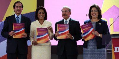 Danilo Medina presenta su Programa de Gobierno 2016-2020