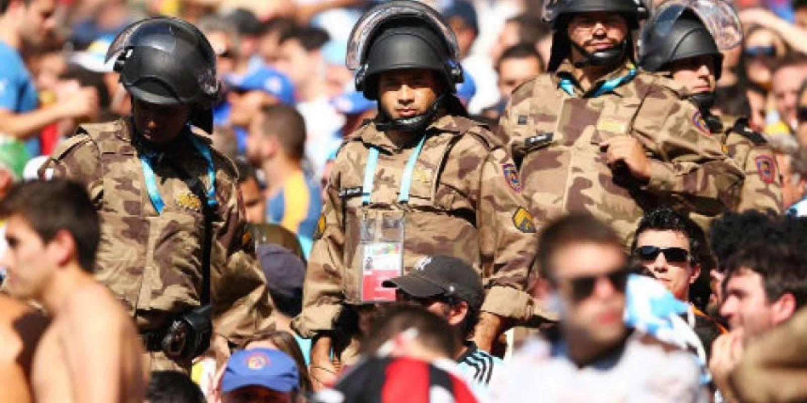 Se ha destacado en las misiones de paz en el marco de las Naciones Unidas. Foto:Getty Images