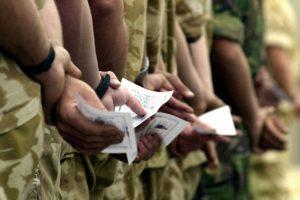 El Ejército Argentino Foto:Getty Images