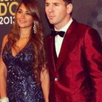 Las mejores imágenes que comparten en las redes sociales Antonella Roccuzzo y Lionel Messi Foto:Vía instagram.com/antonellaroccuzzo