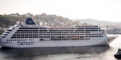 """Ahora los cruceros navegarán dos veces al mes, de acuerdo con la cadena """"CNN"""". Foto:AFP"""