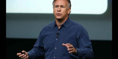 Schiller fue parte del equipo responsable de la creación del iPod. Foto:Getty Images