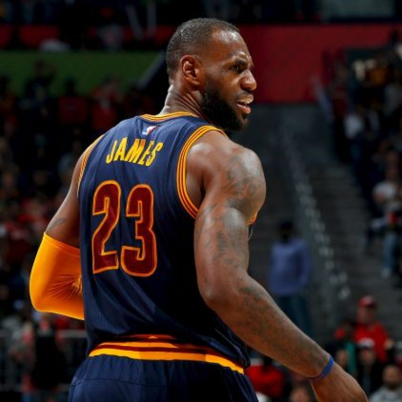 """Es casi un hecho que LeBron James protagonizará """"Space Jam 2"""" Foto:Getty Images"""