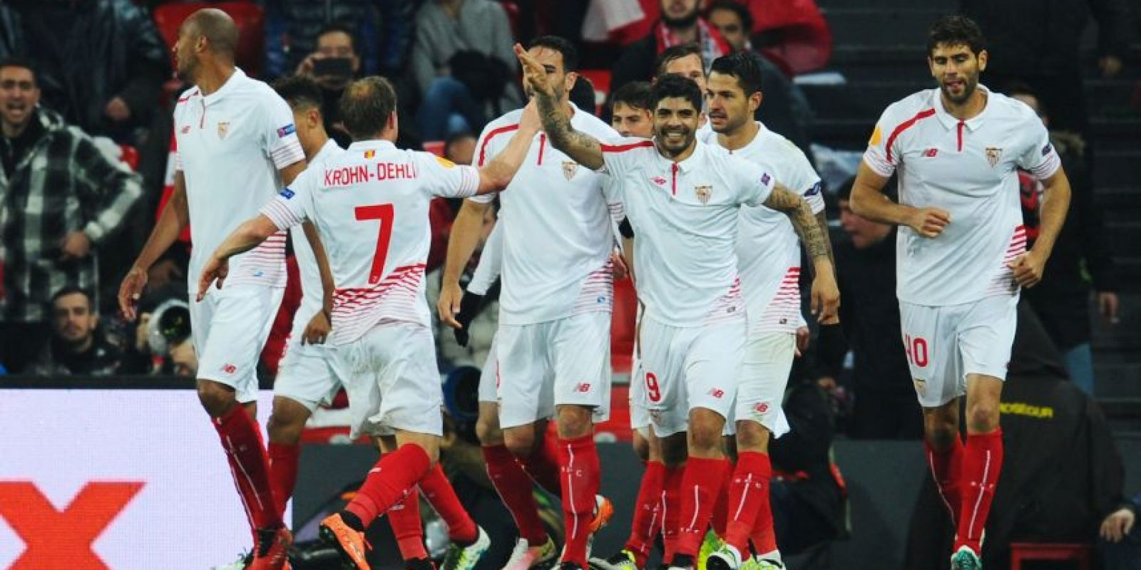 Sevilla vs. Shakhtar Donetsk Foto: Getty Images
