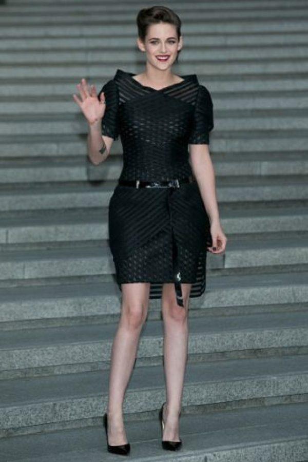 Sus compañeros la criticaban por tener un aspecto varonil Foto:Getty Images