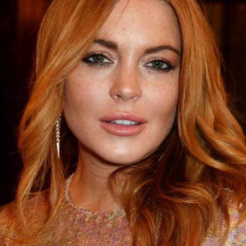 2. Lindsay Lohan Foto: Getty Images