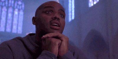 El jugador Charles Barkley también apareció como él mismo. Foto:vía Warner Bros
