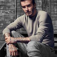 David Beckham cumple 41 años Foto:Vía instagram.com/davidbeckham
