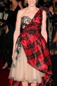 Esto sí es un verdadero homenaje anglo, Sarah Jessica. Foto:vía Getty Images