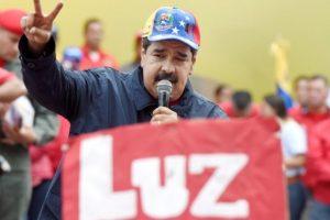 Las 3 crisis que enfrenta Maduro en Venezuela F Foto:AFP