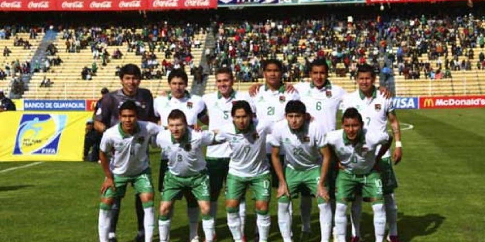 2. Bolivia / Mundiales= 0 / Copa América= 1 Foto:Getty Images