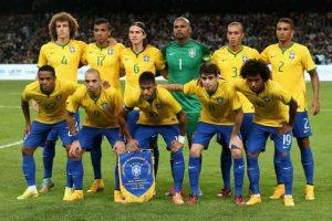 3. Brasil / Mundiales= 5 / Copa América= 8 Foto:Getty Images