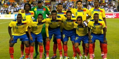 7. Ecuador / Mundiales= 0 / Copa América= 0 Foto:Getty Images