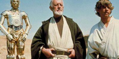 Nadie, ni su creador George Lucas, se esperaba el éxito rotundo de la película. Foto:Lucas Film