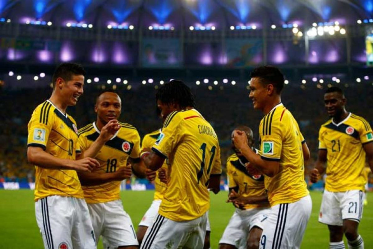 5. Colombia / Mundiales=0 / Copa América= 1 Foto: Getty Images