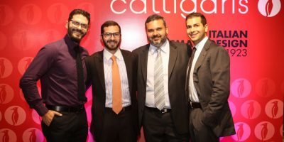 Calligaris inaugura su showroom en SD