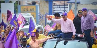 Medina cerrará su campaña el 12 de mayo con caravana en DN