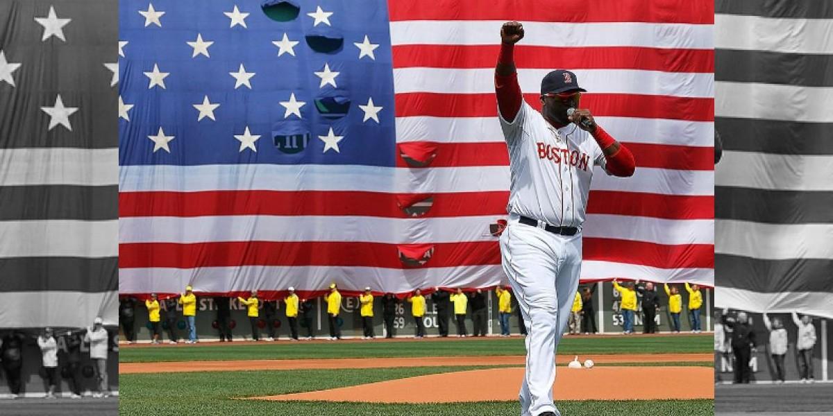 Big Papi saldrá en película sobre atentados en Boston