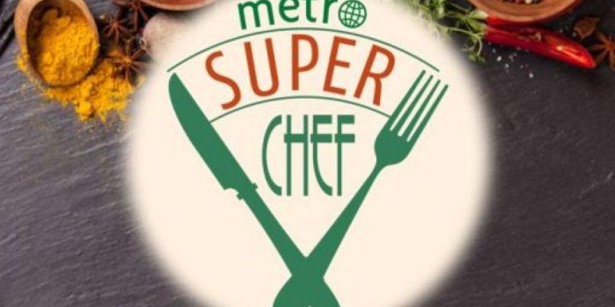 Ganador local necesita tu voto en www.metrosuperchef.com