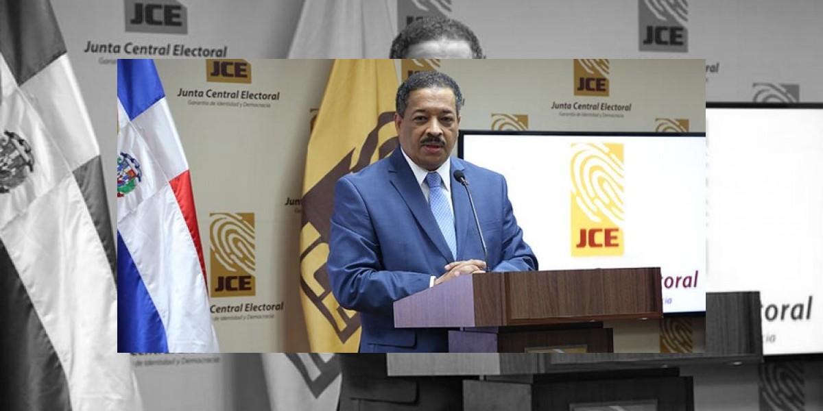 JCE acoge el conteo manual del 100 % de los votos a nivel presidencial