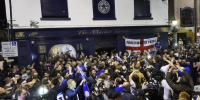 Leicester ganó su primer título Premier League