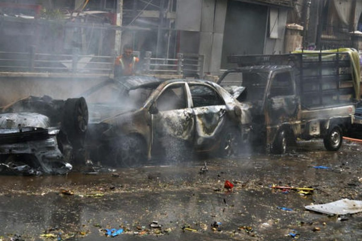Según datos de la ONU la guerra en Alepo ha dejado un saldo de más de 12 mil personas muertas Foto:AP