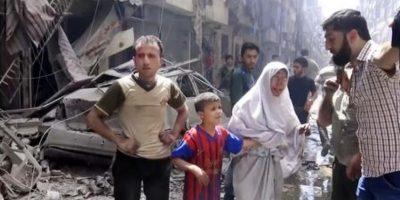 El triste final del último pediatra en esta ciudad de Siria