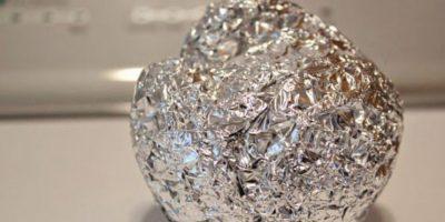 Aluminio. Foto:vía Twitter