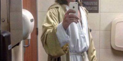 ¿Arrestaron a Jesucristo en una Apple Store?