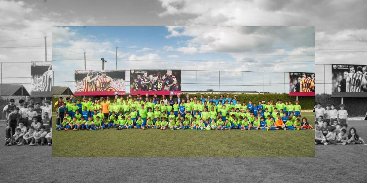 Director de las FCBEscoles visita República Dominicana