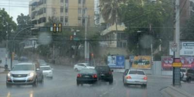El COE mantiene alertas amarilla y verde en 20 provincias por lluvias