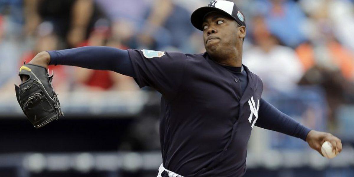 Los Yankees están ansioso contar con Aroldis Chapman
