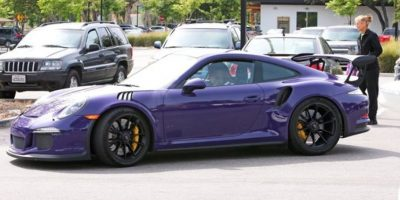 Un Porsche 911 GT3 RS Foto: Grosby Group