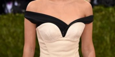 Emma Watson cambia al mundo con un vestido hecho de basura
