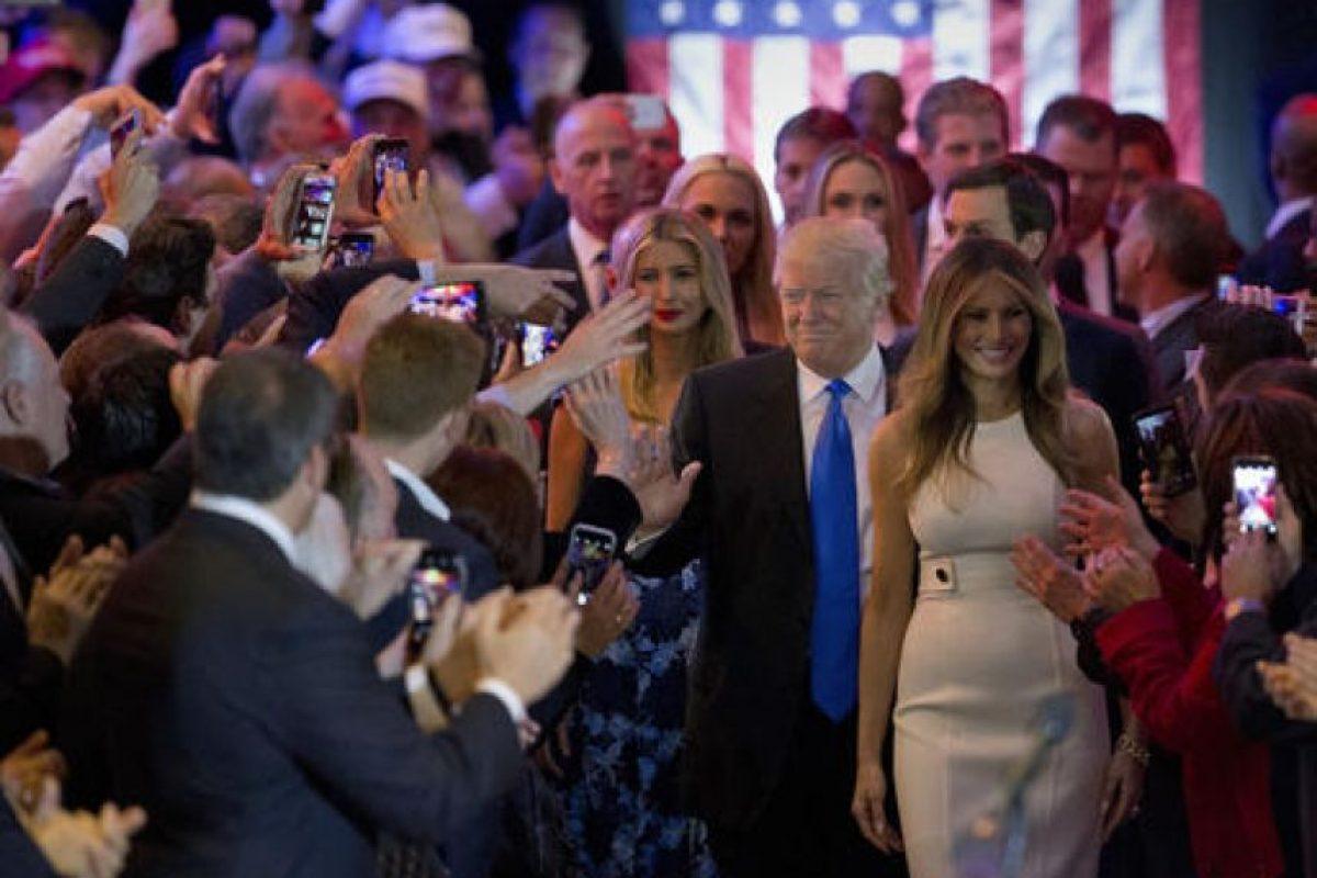 Hasta el momento lleva mil 53 delegados a su favor de mil 237 que necesita. Foto:AP