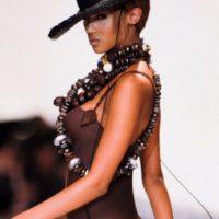 """De ahí siguió con """"America's Next Top Model"""". Foto:vía Getty Images"""