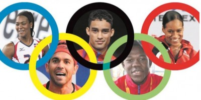 Encuesta: ¿Cuál de estos atletas considera debe ser el abanderado en los Juegos Olímpicos 2016?