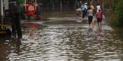 Seguirán las lluvias en gran parte del país