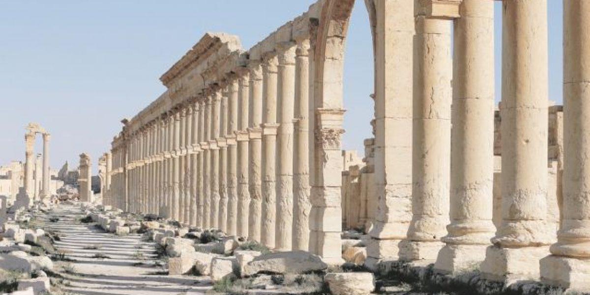 Isis habría acordado con régimen sirio entrega de Palmira