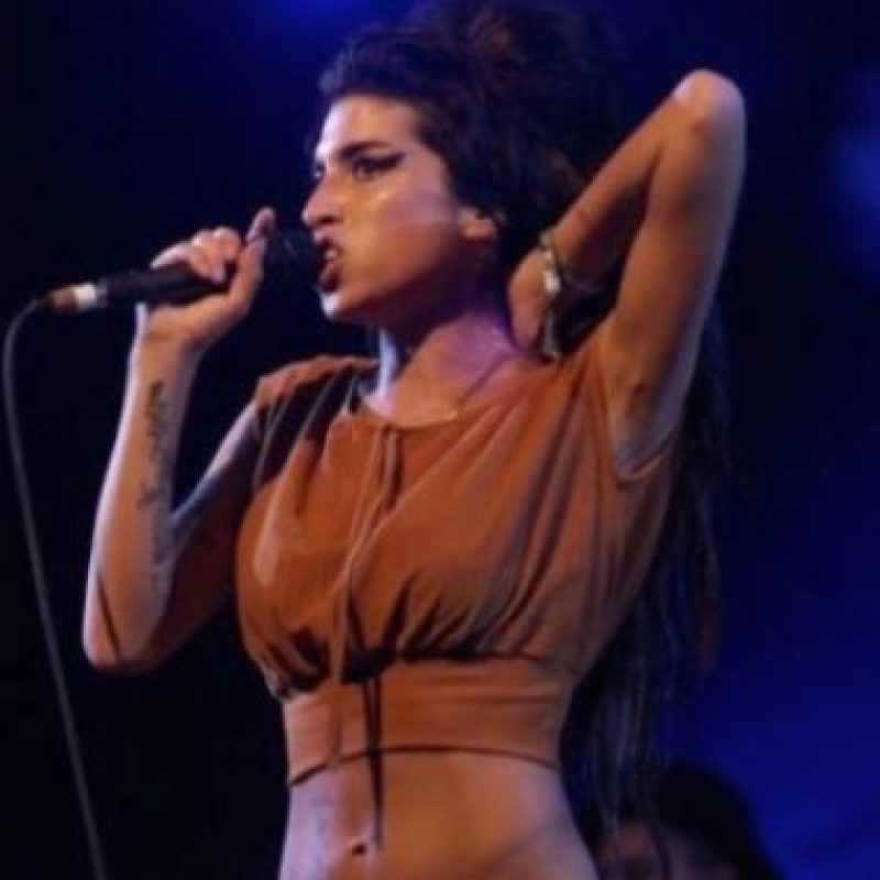 Winehouse ganó seis premios Grammy. Foto: Getty Images