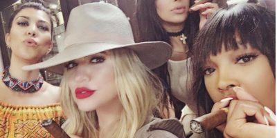 Las hermanas Kardashian llegan a Cuba