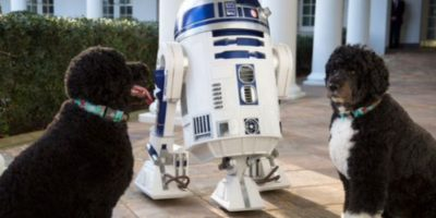 Video: Así celebraron Obama y su esposa el Día de Star Wars