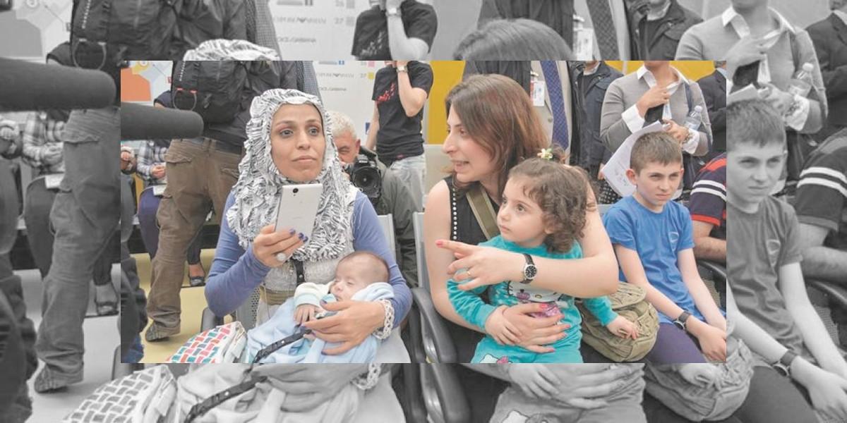 La UE plantea multar a países que no cumplan con cuotas de refugiados