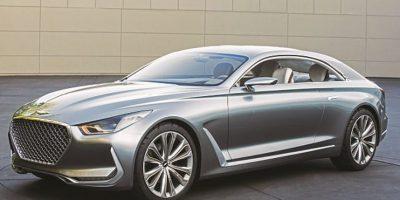 6- Hyundai. Génesis G90 El G90 2017, que anteriormente se denominaba Hyundai Equus, está equipado con un nuevo motor turbo de 3.3 litros en V6 con inyección directa que genera 365 hp. Foto:Fuente externa