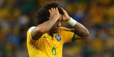 Brasil: Marcelo Foto:Getty Images