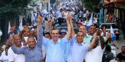 Luis Abinader: El pueblo podrá elegir el cambio o la continuidad