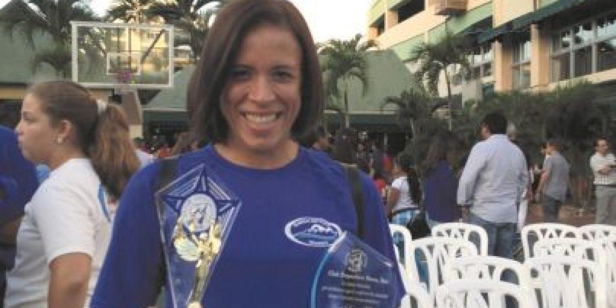"""Ana Ysa Tejeda: """"En 31 segundos nada puede salir mal, ni la salida, ni el nado"""""""