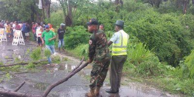 COE mantiene alerta para 21 provincias por lluvia durante fin de semana