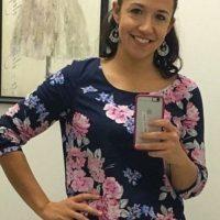 Laura Garrigus, de 30 años Foto:Facebook.com – Archivo
